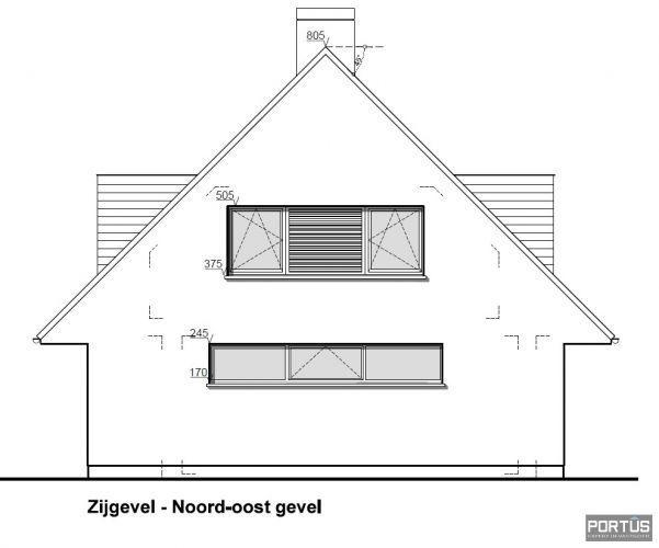 Nieuwbouwwoning te koop te Nieuwpoort  - 9081