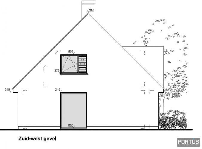 Nieuwbouwwoning te koop te Nieuwpoort  - 9087