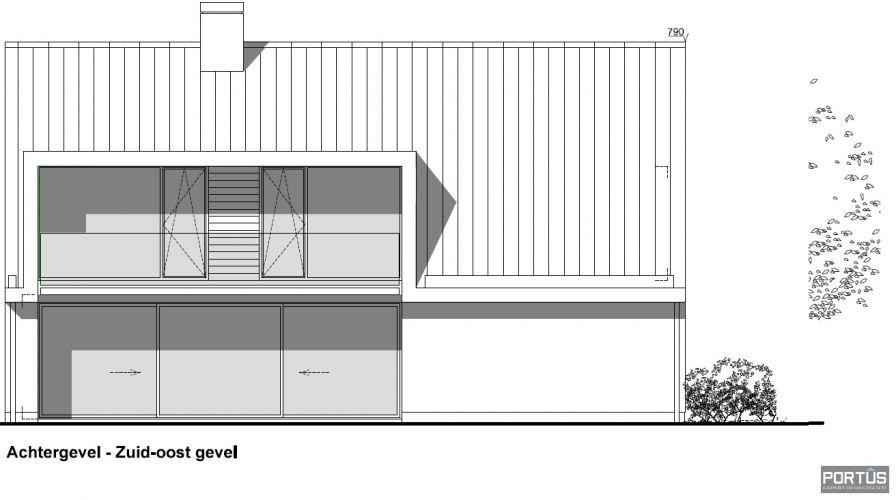 Nieuwbouwwoning te koop te Nieuwpoort  - 9088