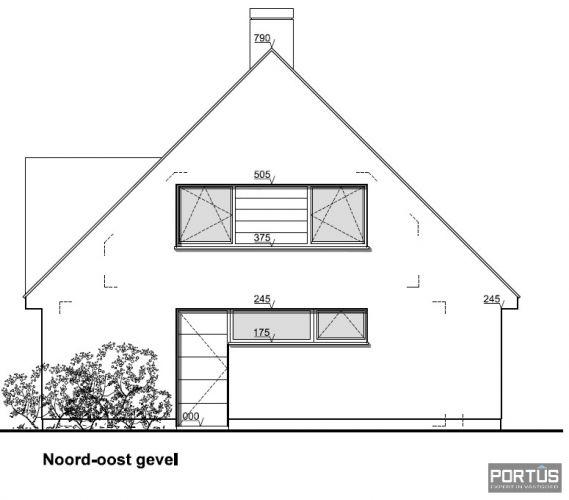 Nieuwbouwwoning te koop te Nieuwpoort  - 9090