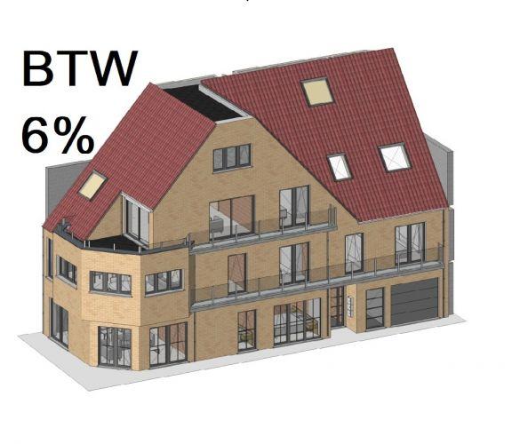 Appartement met 3 slaapkamers te koop Nieuwpoort - 12404