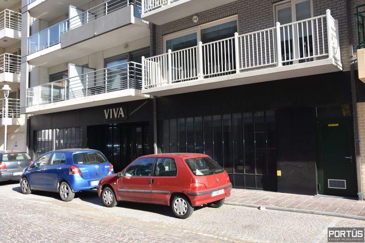 Instapklare ruime handelsruimte met kelder te koop Nieuwpoort 9239