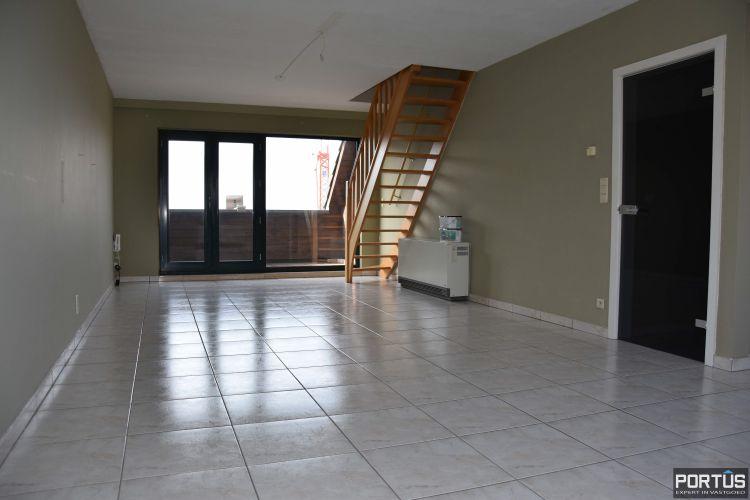 Ruime duplex met 2 slaapkamers en zongericht terras te huur 9369
