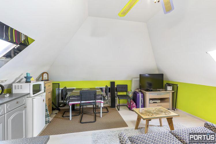 Appartement met studio en garage te koop te Nieuwpoort - 9382