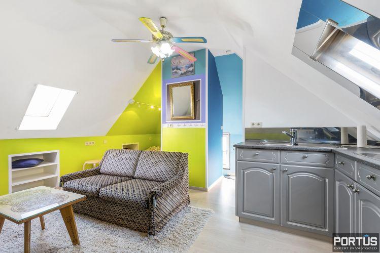Appartement met studio en garage te koop te Nieuwpoort - 9383