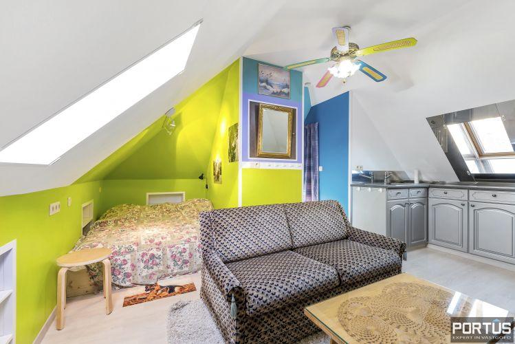 Appartement met studio en garage te koop te Nieuwpoort - 9384