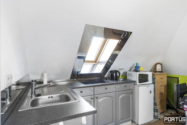 Appartement met studio en garage te koop te Nieuwpoort - 9385