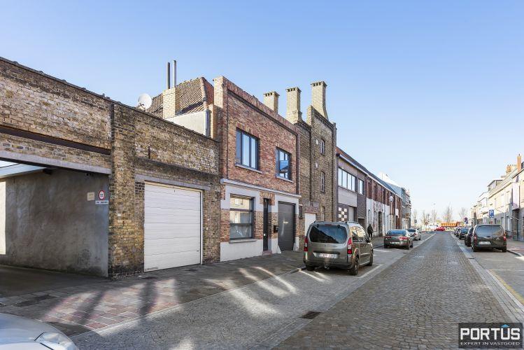 Appartement met studio en garage te koop te Nieuwpoort - 9388