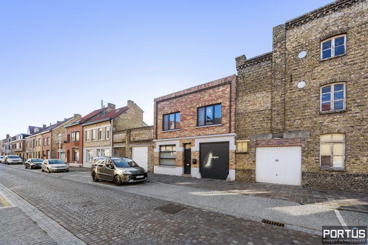 Appartement met studio en garage te koop te Nieuwpoort - 9389
