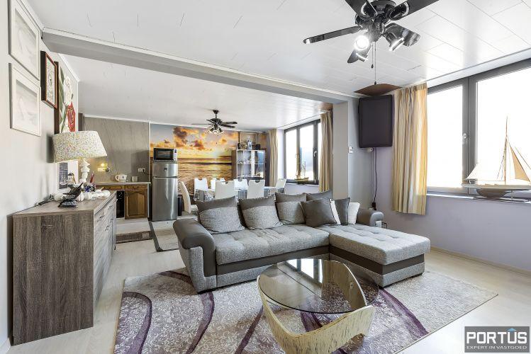 Appartement met studio en garage te koop te Nieuwpoort - 9392