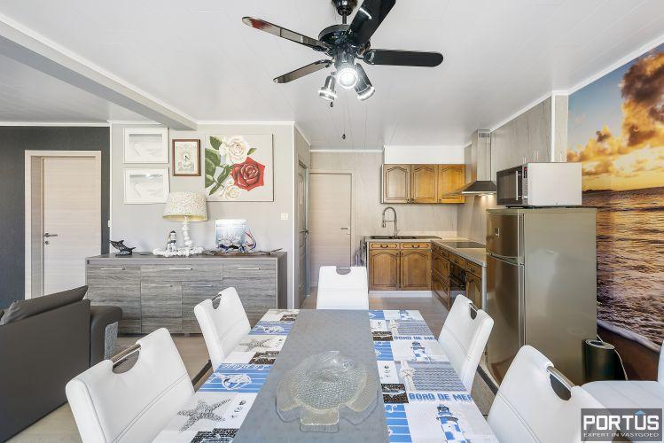 Appartement met studio en garage te koop te Nieuwpoort - 9393