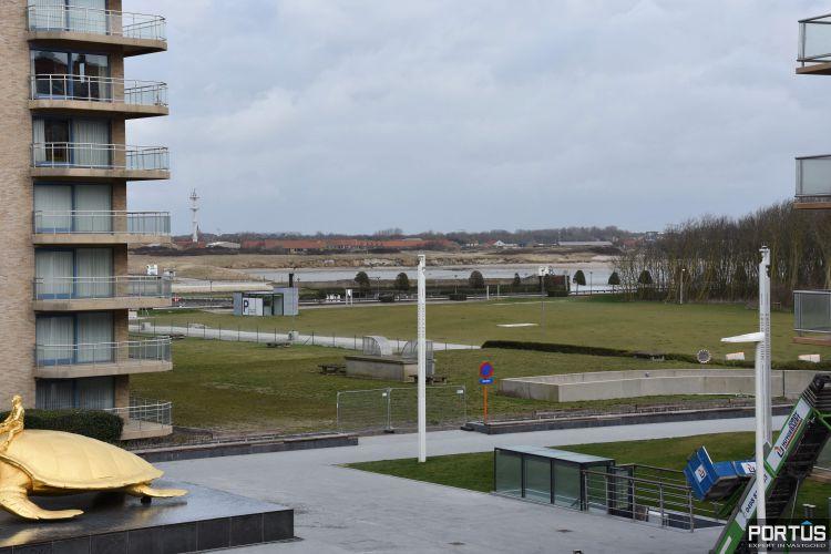 Instapklare studio met terras te huur te Nieuwpoort 9395
