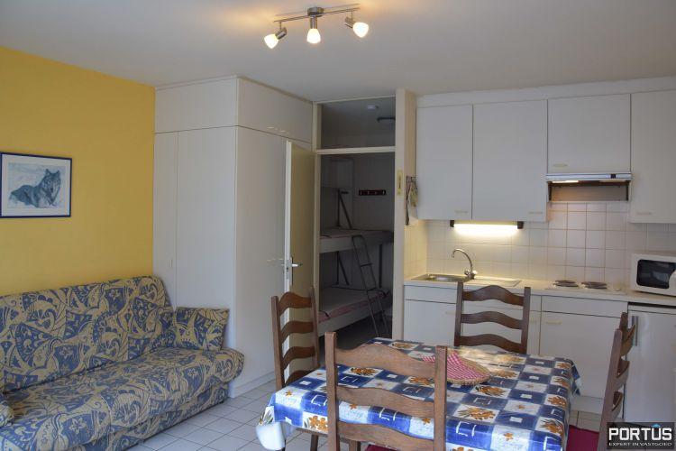 Instapklare studio met terras te huur te Nieuwpoort 9397