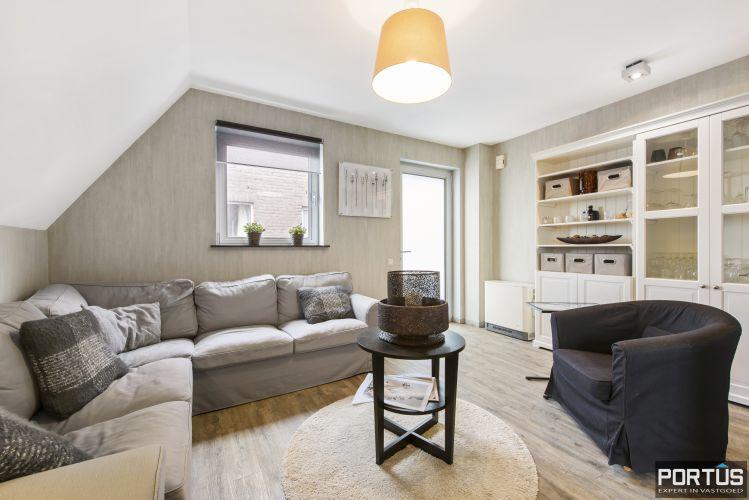 Instapklaar zongericht duplex-appartement te koop te Nieuwpoort 9486
