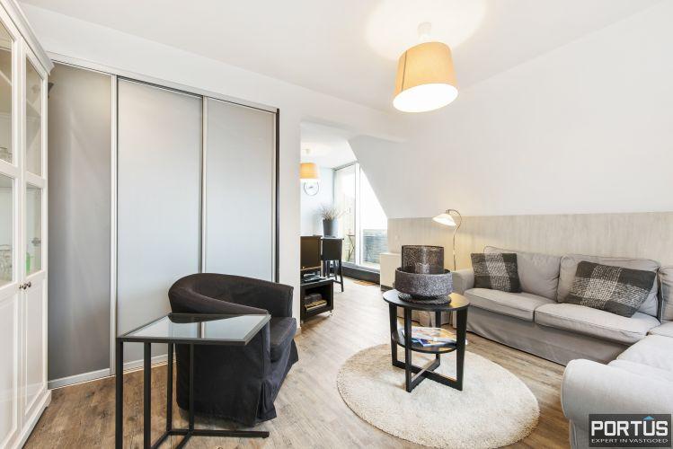 Instapklaar zongericht duplex-appartement te koop te Nieuwpoort 9488