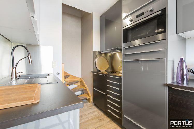 Instapklaar zongericht duplex-appartement te koop te Nieuwpoort 9490