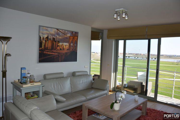 Appartement met slaapkamer, slaaphoek en parking te huur Nieuwpoort 9530
