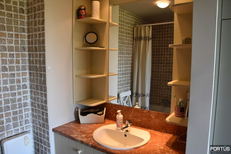 Appartement met slaapkamer, slaaphoek en parking te huur Nieuwpoort 9531