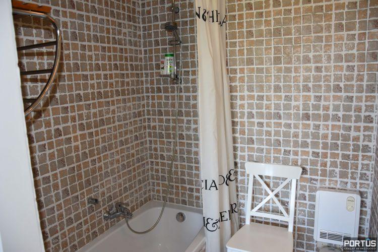 Appartement met slaapkamer, slaaphoek en parking te huur Nieuwpoort 9540