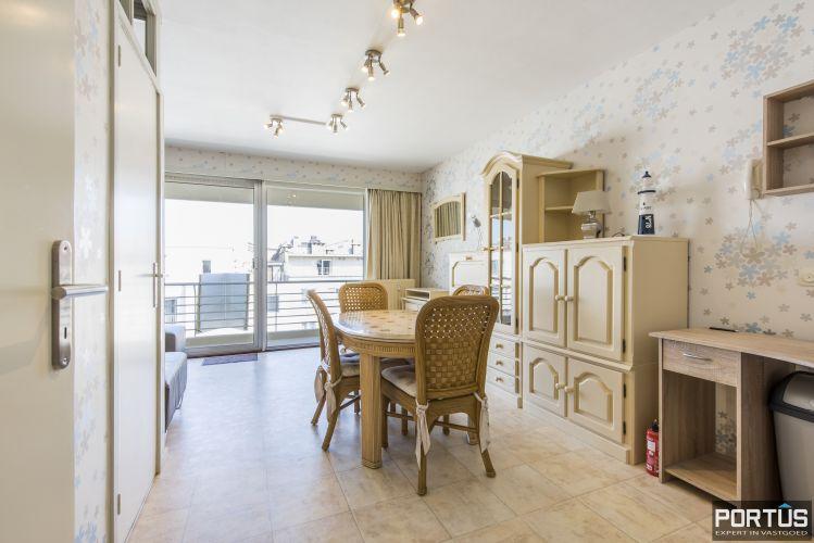 Instapklaar 1 slaapkamer appartement met ruim terras met zijdelings zeezicht te koop 9547