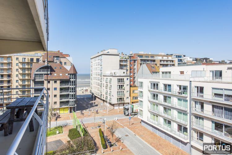 Instapklaar 1 slaapkamer appartement met ruim terras met zijdelings zeezicht te koop 9551