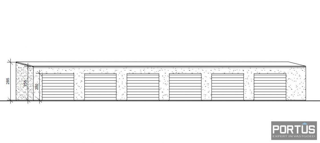 Garage te koop te Lombardsijde 9660