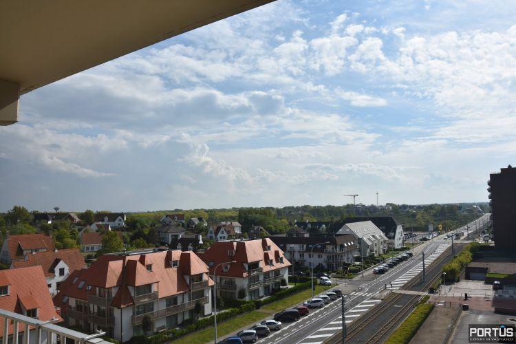 Appartement met staanplaats en berging te huur Nieuwpoort 9710