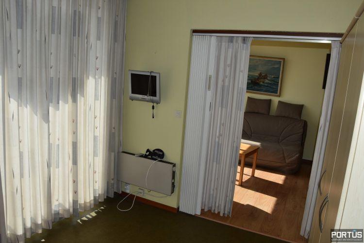 Appartement met staanplaats en berging te huur Nieuwpoort 9712