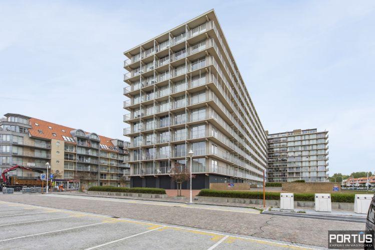 Appartement met staanplaats en berging te huur Nieuwpoort 9715