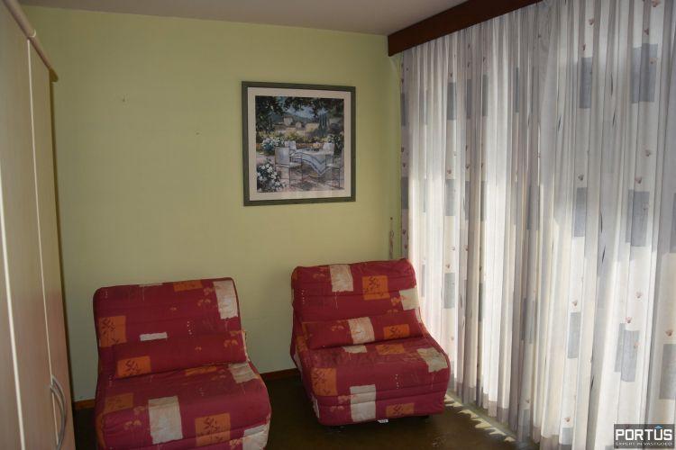 Appartement met staanplaats en berging te huur Nieuwpoort 9716