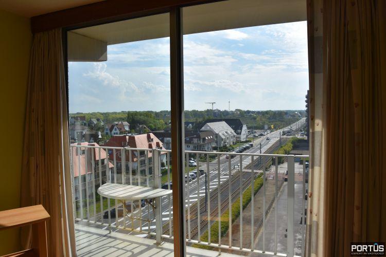 Appartement met staanplaats en berging te huur Nieuwpoort 9718