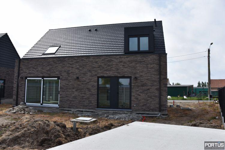Nieuwbouwvilla te huur te Westende - 9746