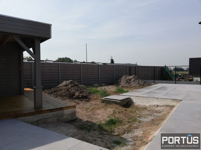 Nieuwbouwvilla te huur te Westende 9790
