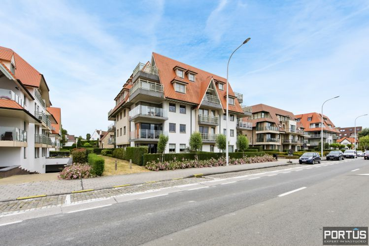 Gelijkvloers appartement te koop met 2 slaapkamers en privé tuin - 9850