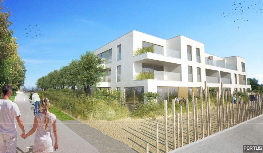 Nieuwbouwappartement te koop residentie Villa Duchamp 9853