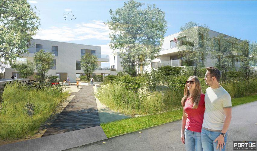 Nieuwbouwappartement te koop residentie Villa Duchamp 9854