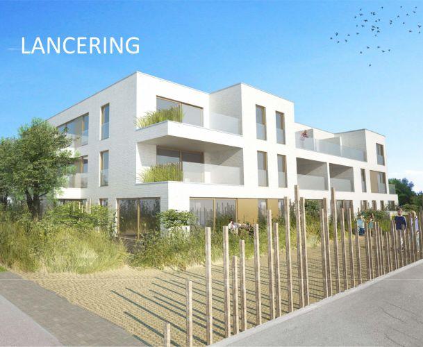 Nieuwbouwappartement te koop residentie Villa Duchamp 9856