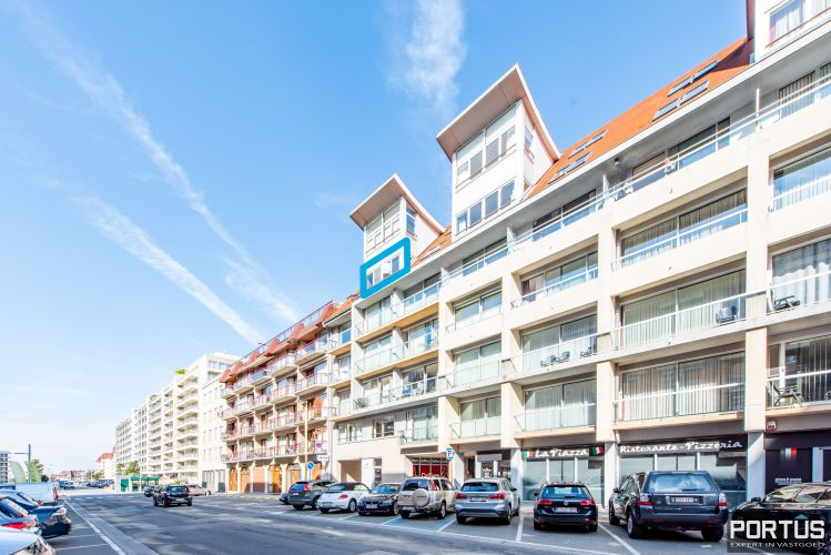 Zongericht appartement te koop te Nieuwpoort vlakbij zee - 9903