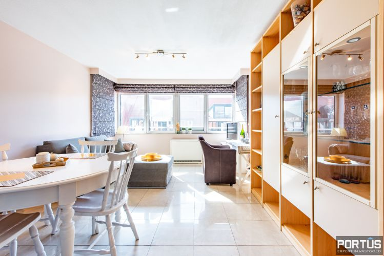 Zongericht appartement te koop te Nieuwpoort vlakbij zee - 9908