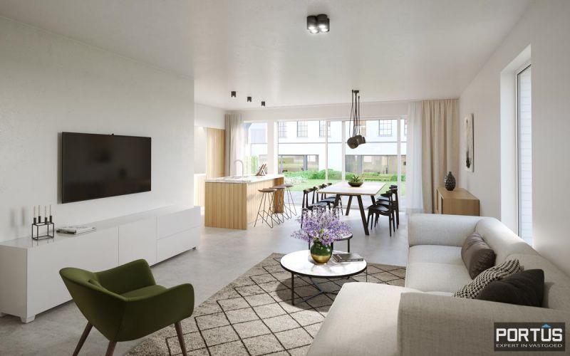 Nieuwbouwwoning met 4 slaapkamers te koop te Lombardsijde 12150