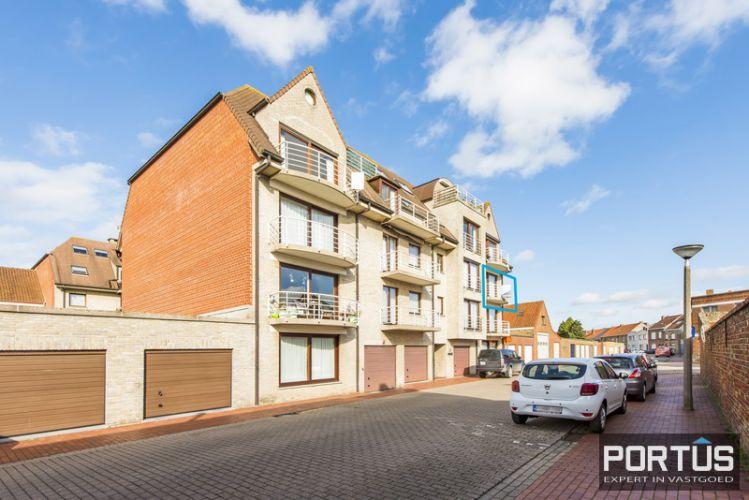 Ruim appartement met 3 slaapkamers te koop te Nieuwpoort-Stad - 10220