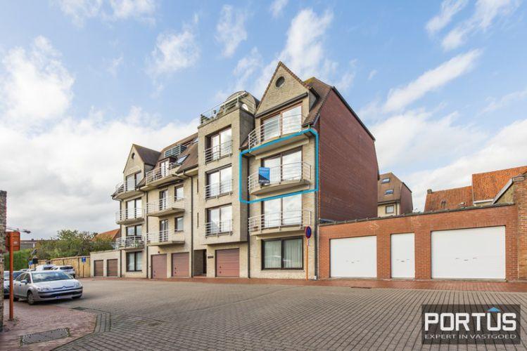 Ruim appartement met 3 slaapkamers te koop te Nieuwpoort-Stad - 10222