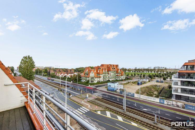 Instapklaar zongericht appartement met 2 slaapkamers te koop in Nieuwpoort 10009