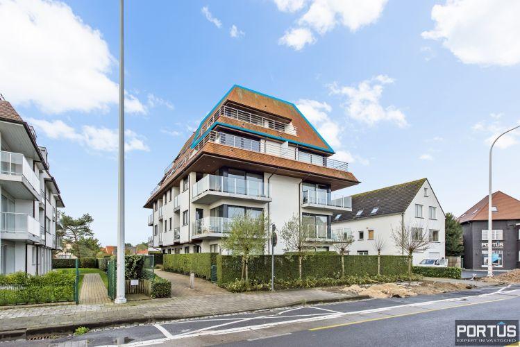 Instapklaar zongericht appartement met 2 slaapkamers te koop in Nieuwpoort 10011