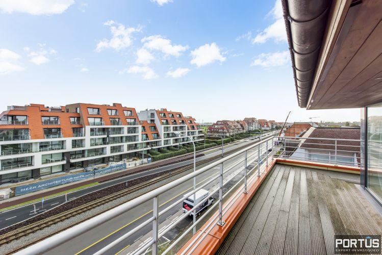 Instapklaar zongericht appartement met 2 slaapkamers te koop in Nieuwpoort 10023