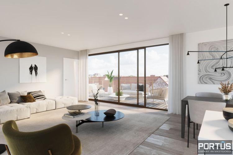 Nieuwbouwappartement te koop in residentie Villa Duchamp te Nieuwpoort 10307
