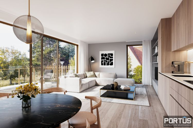 Nieuwbouwappartement te koop in residentie Villa Duchamp te Nieuwpoort 10309