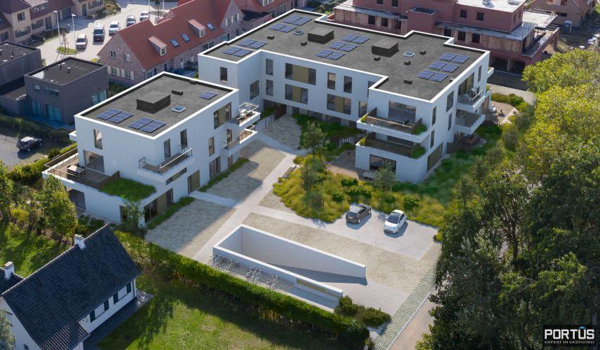 Nieuwbouwappartement te koop residentie Villa Duchamp 10325