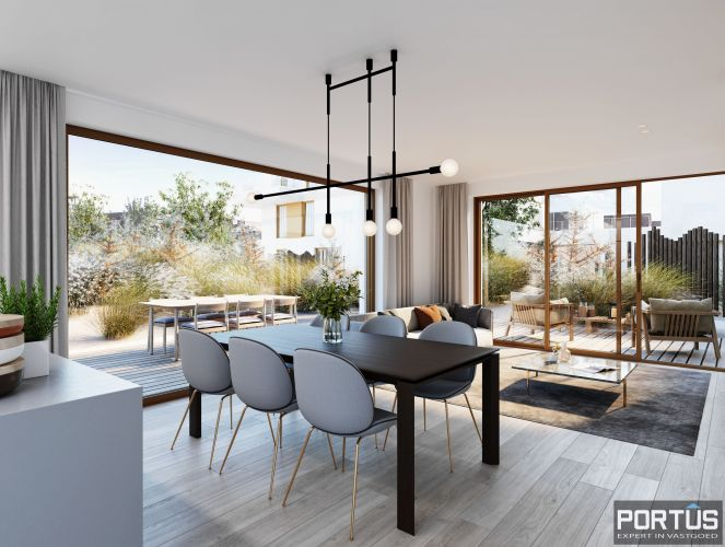 Nieuwbouwappartement te koop residentie Villa Duchamp 10357