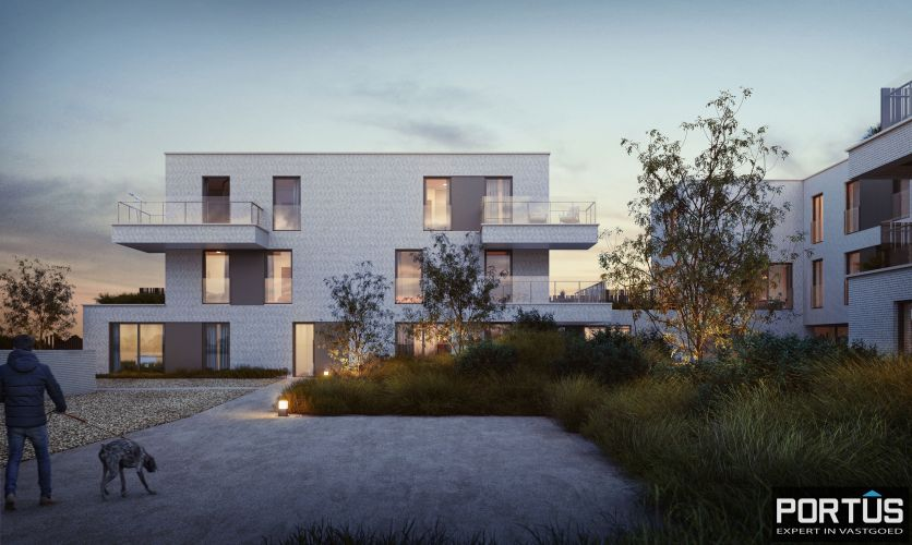 Nieuwbouwappartement te koop residentie Villa Duchamp 10366